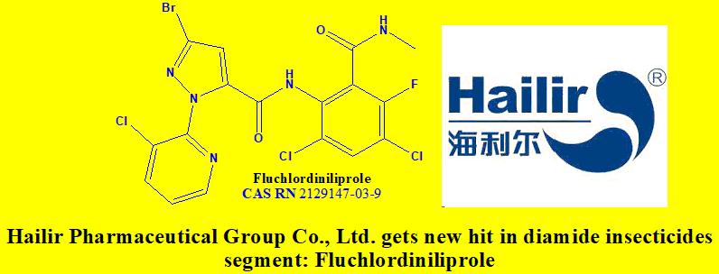 Fluchlordiniliprole