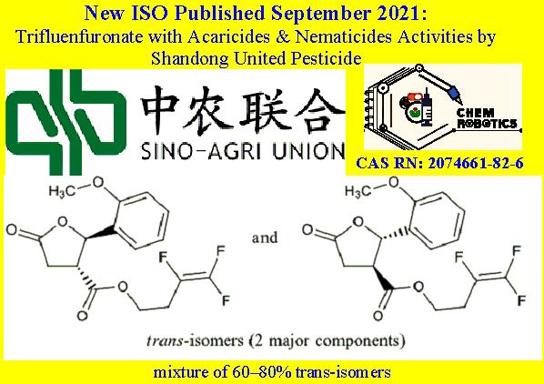 Trifluenfuronate_shandong united pesticide industry_Nematicide_